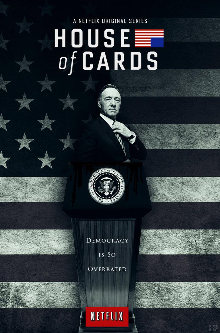 2017 - House of Cards (1)