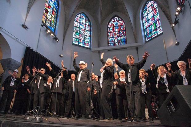 zingende ouderen